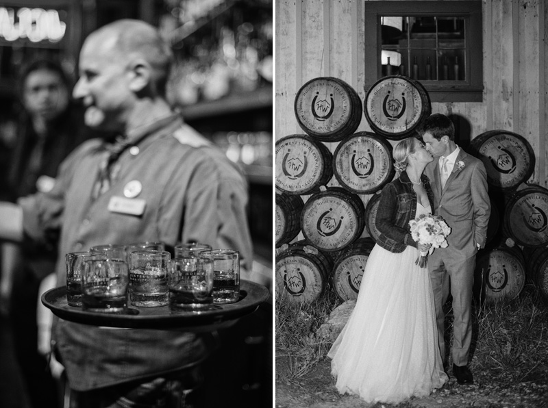 High West Distillery Wedding Photographer