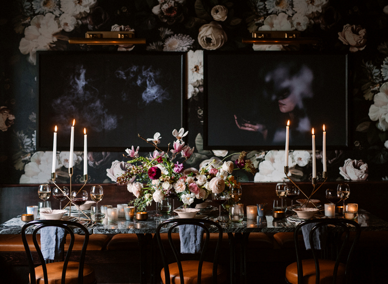 Finca Resturant Wedding Inspiration - Heather Nan Photography