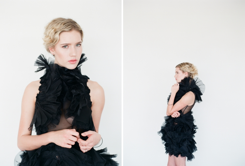 Leanne Marshall Black Gowns